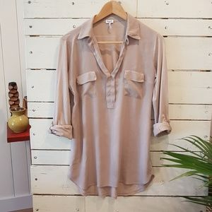 Splendid tunic top S